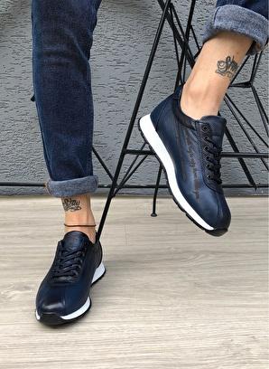 MARTINETTO Hakiki Deri Sneaker
